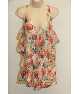NWT PILYQ Barcelona Swimsuit Bikini Cover Up Lauren Dress DOLCE Sz M - $40.52