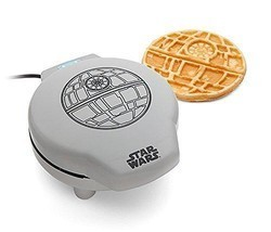 ThinkGeek Star Wars Death Star Waffle Maker - Perfect for All Your Evil ... - ₨7,762.25 INR
