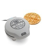 ThinkGeek Star Wars Death Star Waffle Maker - Perfect for All Your Evil ... - $153.21 CAD