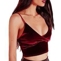Sexy Women Camisole Vest Bandage Ultrathin Bra Crop Top - $33.36+