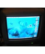 Macintosh Apple IMac G3 All-In-One Desktop Computer Teal Translucent Case - $180.00