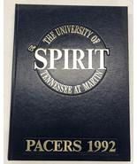 1992 UTM Yearbook Martin Tennessee - $46.74