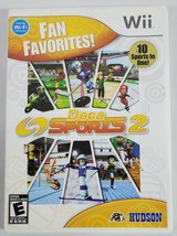Deca Sports 2 (Nintendo Wii, 2009) - $5.91