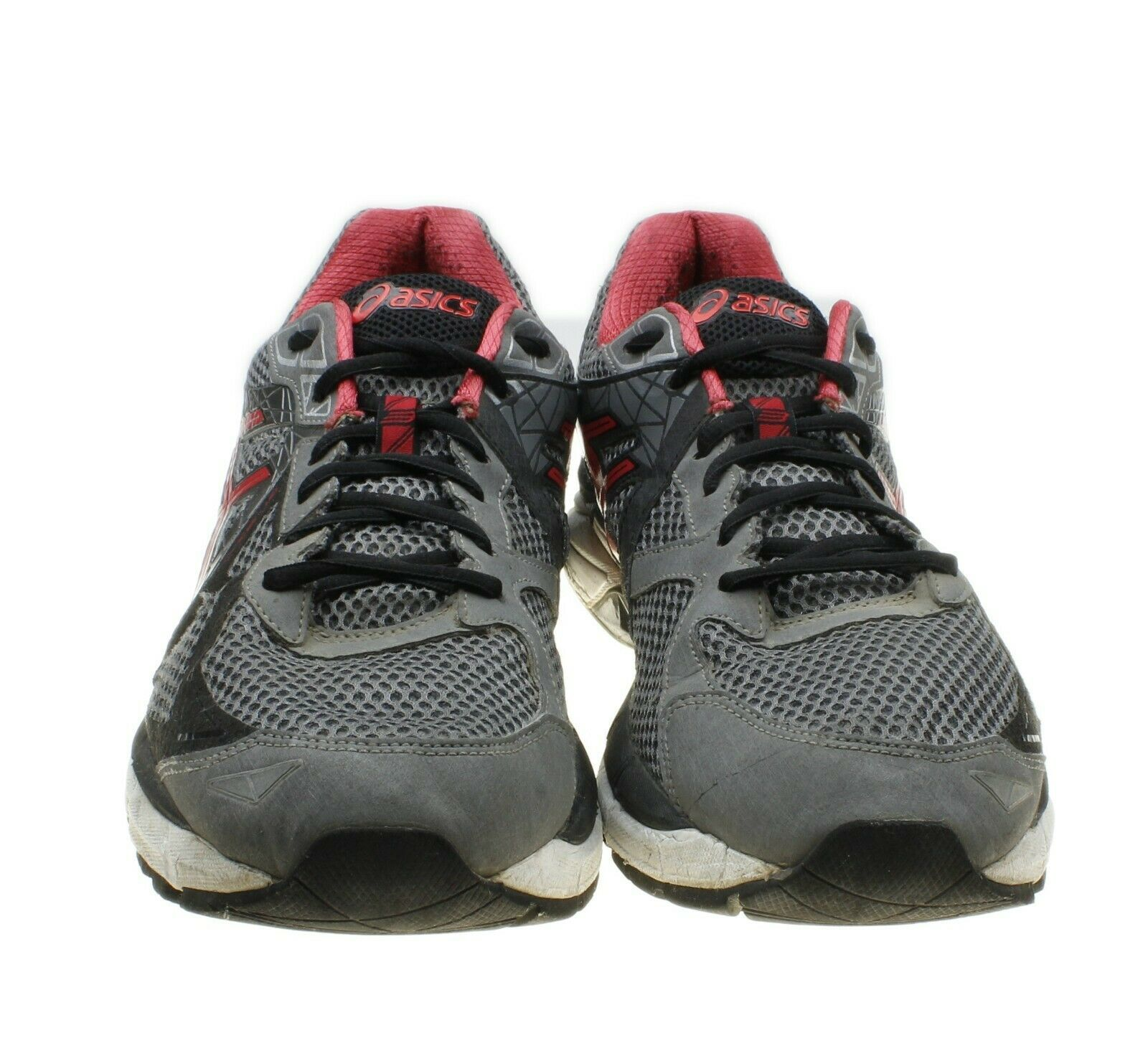 Asics GT 2000 v 3 Gray Mens Size 11.5 EU 46 Running Shoes Sneakers T500N image 8