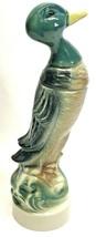1957 Jim Beam Collectible C. Miller Regal China Pottery Duck Mallard Dec... - $19.79