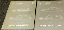 1987 1988 1989 Renault Medaillon Service Shop Reparatur Werkstatt Manuel... - $24.75