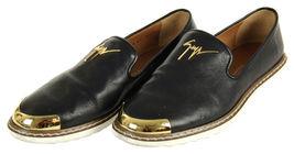 Owned 41 Sneakers on Slip Zanotti EU Giuseppe Pre Size Logo Black wIA01vq
