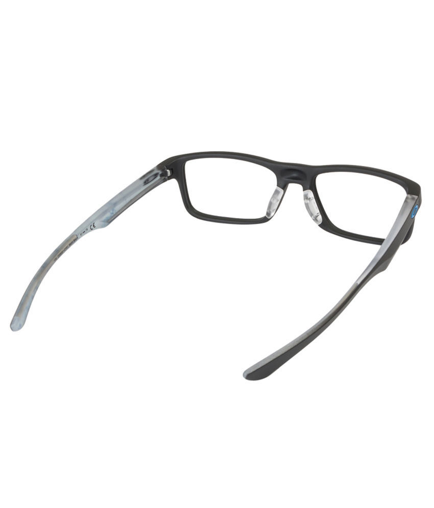 be953aa9b7 Genuine Oakley Eyeglasses Plank 2.0 OX8081-0151 Satin Black RX-ABLE Frames  51MM