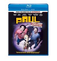 Paul [Blu-ray + DVD] (2011)