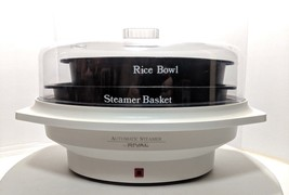 Rival Automatic Food Steamer Rice Cooker Model 4450/1  600w(ws1) - €35,60 EUR