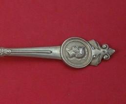 "Medallion by Gorham Sterling Silver Sugar Sifter Ladle 6 1/4"" Multi-Motif image 2"