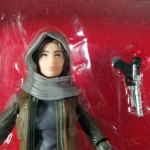 Star Wars Jedha Action Figure Sergeant Jyn Erso Rogue One Wave NIP 2019 - $11.99