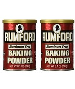Rumford Baking Powder, 8.1 oz (Pack of 2) - $12.81