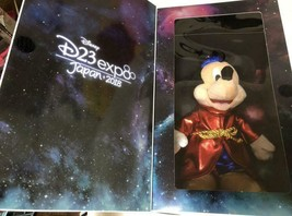D23EXPO japan 2018 Sorcerer Mickey Plush - $171.27