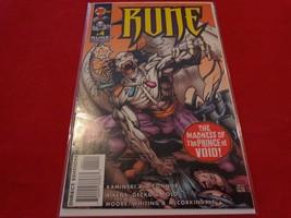 Rune Ultraverse #4 (JAN 1996 Malibu Comics) NM ... - $6.62