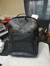 New with tag Coach F78726 Graham Backpack Handbag Purse Camo Print Green... - $173.24