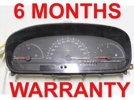 1996 Dodge CARAVAN VOYAGER Cluster -3spd RED PLUG NoTacho -180 Day Warran - $118.75