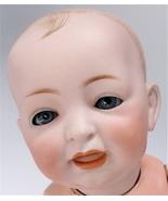 Big Kestner Geman Bisque Head Character Baby, D... - $295.00