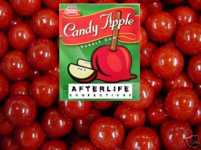 200 Candy Apple gumballs bulk vending machine candy