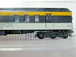 Micro-Trains #14000410 Chesapeake & Ohio Heavyweight RPO Passenger Car N-Scale image 3
