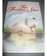 The Trumpet of the Swan, Children's Hardback Book - $4.99
