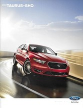 2013 Ford TAURUS sales brochure catalog US 13 SE SEL Limited SHO - $9.00