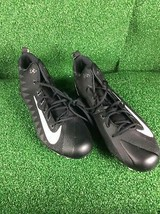 Baltimore Ravens Team Issued Nike Alpha Menace 15.0W Size Football Cleats - $49.99