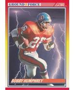 1990 Score #324 Bobby Humphrey GF  - $0.50