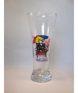 """Bud Light SPUDS MACKENZIE """"The Original Party Animal"""" Tall Beer Glass - ... - £6.57 GBP"""