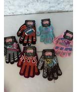 6 Pairs Kids Magic Gripper Gloves Sports - $13.86