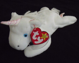 Ty Beanie Babies NWT Mystic the White Unicorn Retired - $12.95