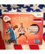 EA Sports Active 2  Personal Trainer Wii,  Brand New(Factory Sealed) New... - $40.00