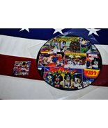KISS   UNMASKED picture disk and card  - $149.00