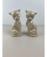 Enesco Cat Figurines Ivory Porcelain - $98.99