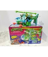 Teenage Mutant Ninja Turtles TurtleCopter Action Figure Original w/ Box - $110.00