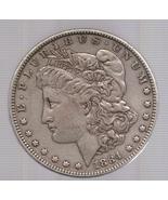 1884 Morgan Silver Dollar - $45.00
