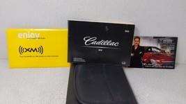2012 Cadillac Srx Owners Manual 98492 - $79.85