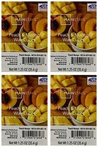 Mainstays Peach Mango Wax Cubes - 4-Pack - $14.95
