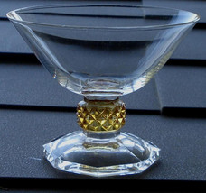 Nice Stemmed Crystal Sherbet, VERY GOOD COND - $4.94