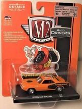 M2 Machines 1971 Plymouth HEMI Cuda Auto-Drivers - $9.90
