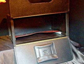 Large Briefcase AA19-2068 Vintage image 9