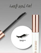 Cosnori Dynamic Setting Washable Mascara Korea Long and Curl Black Mascara 7ml image 4
