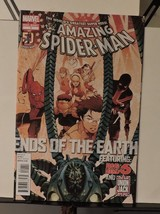 Amazing Spider-man Ends of the Earth #1  July 2012 - $4.49