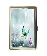 Butterflies Cigarette Credit Card Case - $19.95