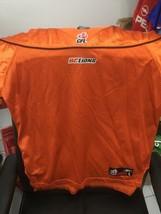 Trikot British Columbia BC Lions (L Youths) Reebok CFL Canada  NFL Shirt... - $21.63