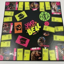 Vintage Saved By the Bell Board Game Pressman Complete Rare Screech 1992 - $32.99