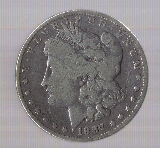 Primary image for 1887-O Morgan Silver Dollar