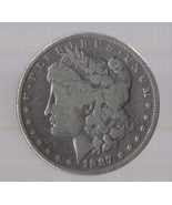 1887-O Morgan Silver Dollar - $49.00