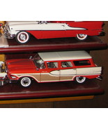 1958 Edsel Bermuda Station Wagon by DANBURY MINT - $170.00