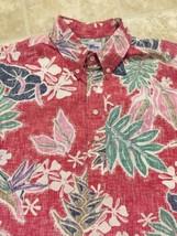 Reyn Spooner Mens Pullover Aloha Hawaii Hawaiian Islands Shirt XL - $43.53